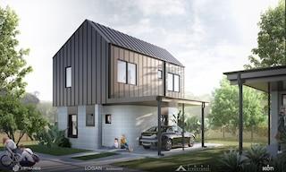Le prime case americane stampate in 3D sono in vendita per 450.000 dollari