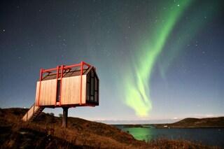 Il rifugio artico dove si impara l'arte di non fare nulla