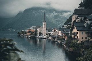 La città di Hallstatt che ha ispirato il regno di Frozen nei film Disney