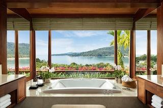 I più bei bagni del mondo con viste panoramiche mozzafiato