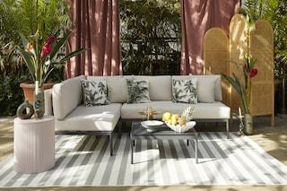 Le nuove tendenze per arredare il balcone, il terrazzo o il giardino di casa