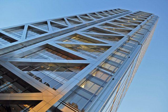 Heron Tower, Londra