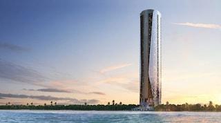Bentley realizzerà la torre residenziale più alta sul lungomare degli Stati Uniti