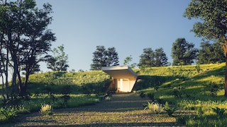 Il bunker di lusso sotterraneo per vivere al sicuro anche nello Spazio