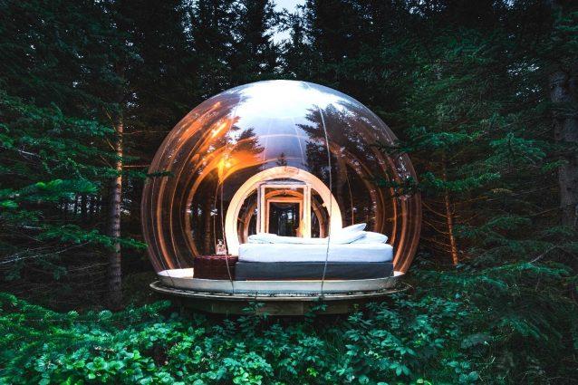 Credit Bubble Hotel