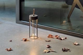 Philippe Starck crea la lanterna 2.0, portatile e ricaricabile