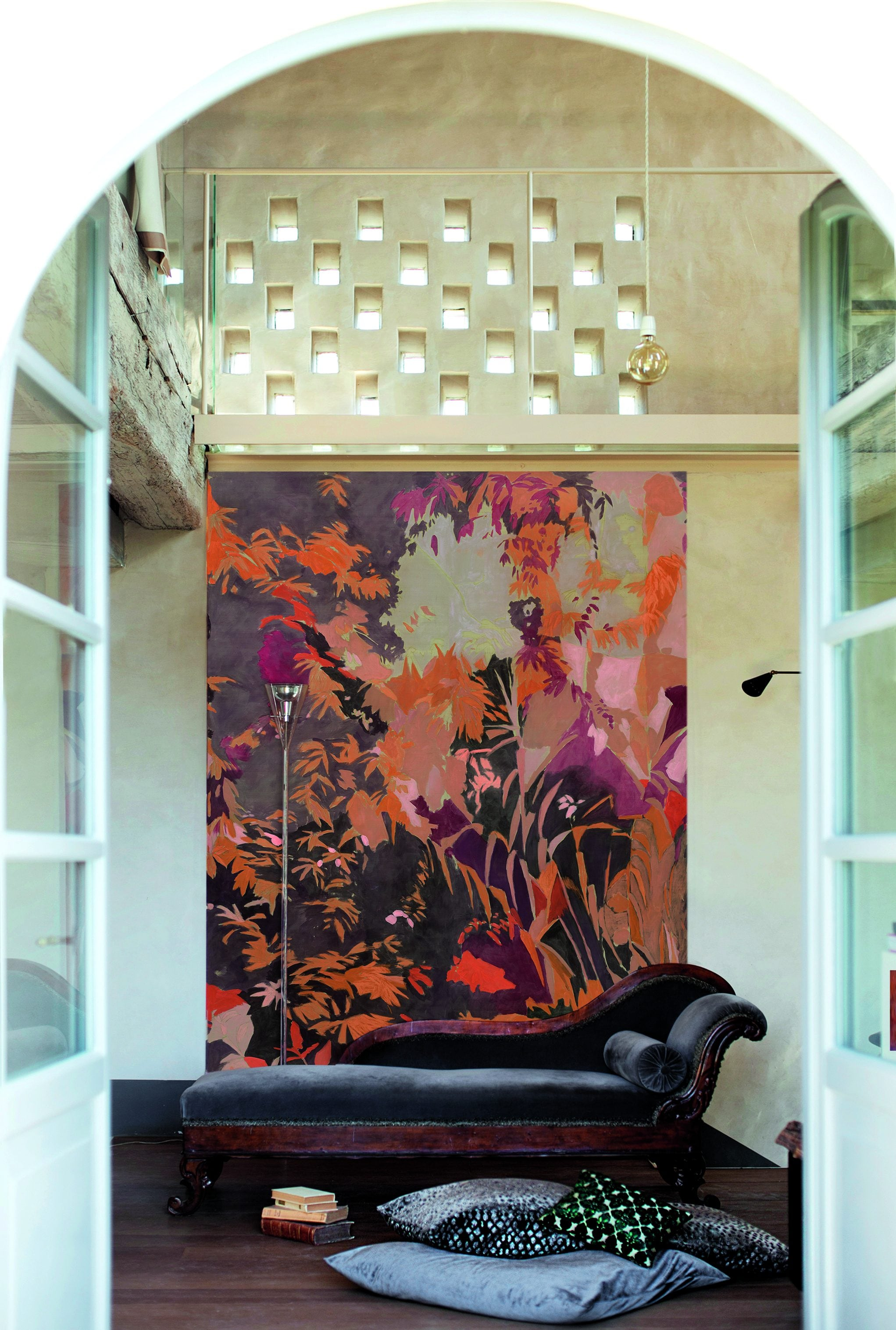 Elena Carozzi Printed Wallpaper