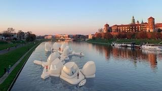 Questo co-working galleggiante è il futuro degli spazi di lavoro