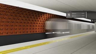 Questi mattoni di terracotta raffreddano le stazioni della Metropolitana in modo naturale