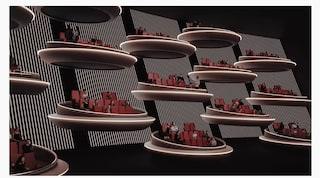 Il cinema del futuro sarà verticale, con i palchi al posto delle file, ed immersivo