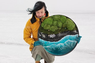L'artista che ricrea la bellezza naturale delle coste del mondo