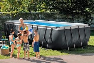 Le 12 migliori piscine fuori terra: guida all'acquisto e quale scegliere