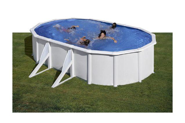 Gre piscina fuori terra rigida