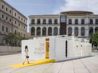 Il primo museo al mondo completamente riciclabile