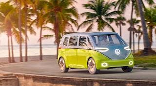 Il Bulli, l'iconico pulmino Volkswagen, arriverà in versione elettrica nel 2023 e sarà adorabile