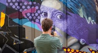 Eindhoven diventa un museo a cielo aperto con uno dei più grandi festival di graffiti del mondo
