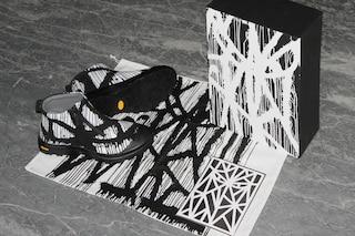 L'arte di Solomostry in edizione limitata per Volta footwear