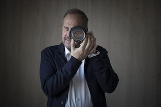 Il proiettore di Mario Cucinella che replica l'occhio umano