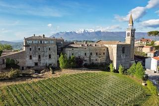 Il Castello di Semivicoli diventa una galleria d'arte a cielo aperto