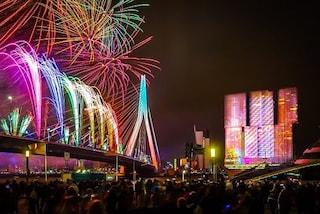 I container di Rotterdam diventano opere d'arte per l'Eurovision Song Contest 2021