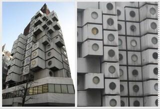 La torre giapponese di capsule più famosa al mondo rischia la demolizione