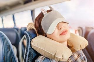 Migliori cuscini da viaggio: quali scegliere per viaggiare comodi e riposati