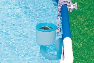 Migliori skimmer per piscine fuori terra: classifica e guida all'acquisto