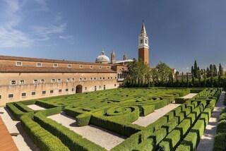 Sull'isola di fronte a Venezia c'è un labirinto segreto che apre oggi per la prima volta al pubblico