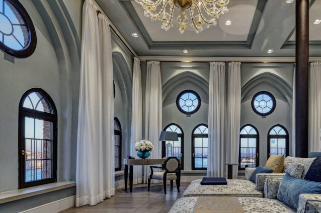Presidential Suite dell'Hilton Venice Molino Stucky