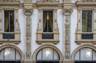 L'arte contemporanea arriva in Galleria Vittorio Emanuele II a Milano