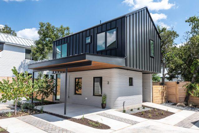 Questa bellissima casa è stampata in 3D ed è in vendita