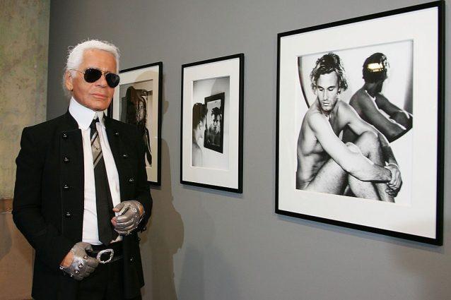 All'asta le collezioni di Karl Lagerfeld, dalle opere di Koons agli iconici guanti in pelle