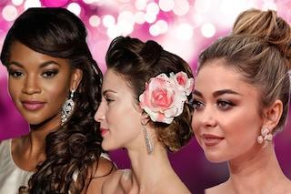 Come pettinare i capelli a Capodanno: 5 idee glamour e facili da realizzare (FOTO)
