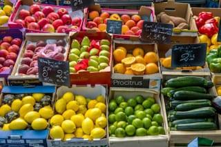 Ad ogni colore un beneficio: ecco come scegliere frutta e verdura