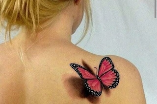 Tatuaggi 3D, la tendenza del momento sono i disegni che prendono vita (FOTO)