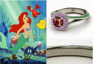 I gioielli delle Principesse Disney diventano realtà (FOTO)