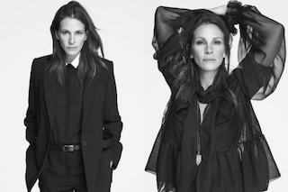 La trasformazione di Julia Roberts, testimonial per Givenchy (FOTO)