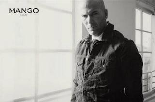 Zidane testimonial di Mango: il calciatore si trasforma in modello (FOTO)
