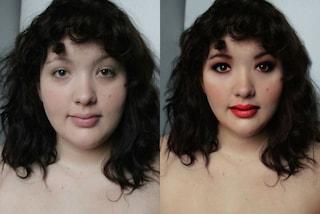 """""""Fatemi dimagrire"""": la richiesta di una ragazza ai maghi di Photoshop (FOTO)"""