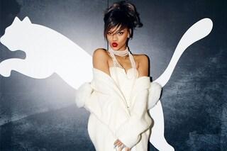 Rihanna stilista per Puma: sarà la direttrice creativa della linea donna