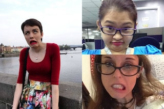 """Il """"club delle ragazze brutte"""" conquista il web con i selfie imbarazzanti (FOTO)"""