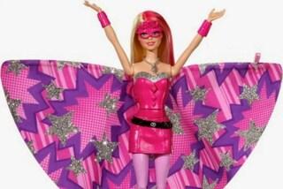 Arriva Barbie supereroina per rilanciare il giocattolo più amato dalle bambine