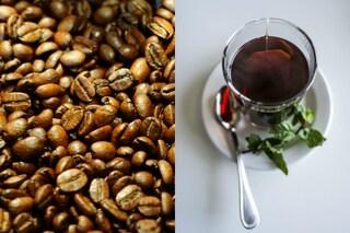Trattamenti di bellezza a base di caffè e di tè per essere bellissima (FOTO)