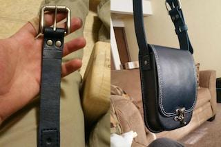 """Una borsa """"fai da te"""", ecco come crea in casa il regalo perfetto per la fidanzata (FOTO)"""