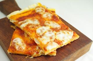 La ricetta della pizza senza glutine