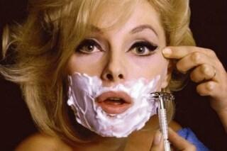 Anche le donne possono radersi il viso: ecco perché