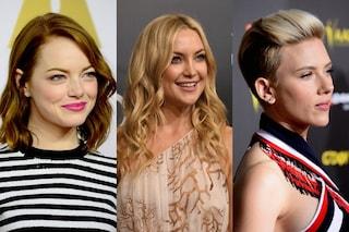 I tagli di capelli delle star: scegli il tuo preferito per la primavera (FOTO)