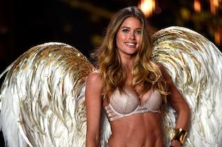 Doutzen Kroes lascia Victoria's Secret per una migliore opportunità lavorativa (FOTO)