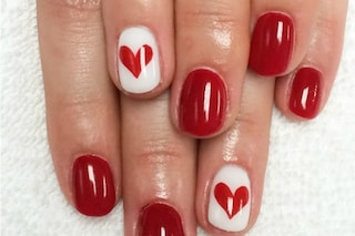 Manicure per San Valentino: 10 idee per una nail art romantica (FOTO)