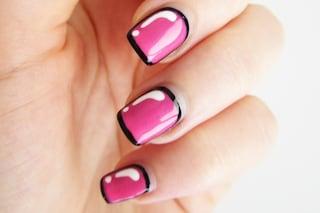 Le unghie della settimana: è il momento della border nail manicure (FOTO)